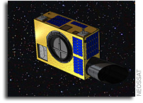 NEOSSat Micro-Surveillance Satellite Set to Launch