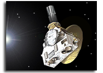 NASA New Horizons Mission: The PI's Perspective: Green Beacons for a Golden Bird
