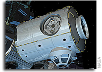 NASA to Announce New Space Station Module Name April 14