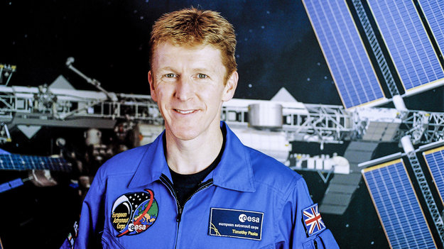 First British Astronaut in Space for Over 20 Years - SpaceRef
