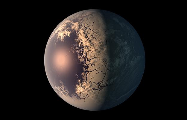 extrasolar planets like earth - photo #27