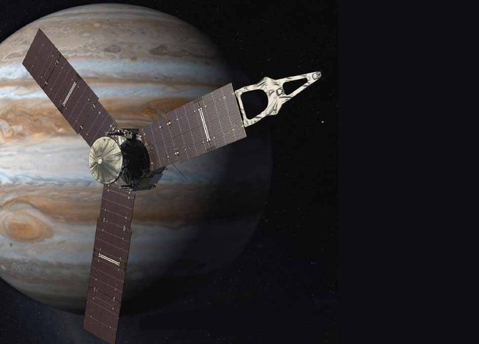 Juno Mission to Remain in Current Orbit at Jupiter