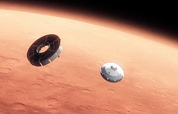 Radiation Measured by NASA's Curiosity on Voyage to Mars has Implications for Future Human Missions