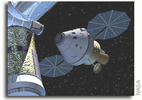 Recovery Act: United States On-orbit Segment Phase II Development of International Space Station Common Docking Adapter