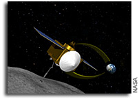 NASA To Launch New Science Mission To Asteroid In 2016