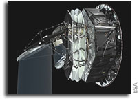 Planck Satellite Maneuver Aims at L2 Arrival