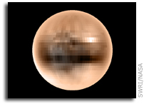 NASA Announces News Telecon To Discuss Hubble Images Of Pluto