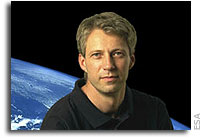 Greece calls Thomas Reiter on ISS