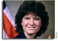 NASA and The White House Pay Tribute to Sally Ride