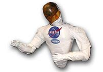 Human-like NASA Space Robot Goes Mobile with Leg, Wheels