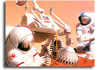 Notice of Establishment of the NASA Robotic and Human Exploration of Mars Strategic Roadmapping Committee