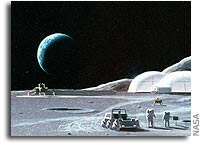AIAA Space Colonization Technical Committee Recommends Actions for Robust Implementation of Lunar Settlements