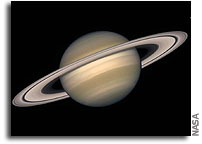 Methane found on Saturn plays crucial role in planet formation