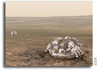 Schiaparelli Readied To Land on Mars