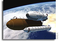 NASA Seeks to Develop Shuttle Derived Heavy Launch Vehicle
