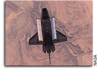 Space Shuttle Crew Set to Return to Earth Monday