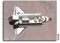 Crew Changed for Future Shuttle Mission
