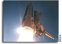 NASA Awards Space Shuttle Reusable Solid Rocket Motor Contract Modification