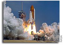 Web Sponsorship for Upcoming NASA Space Shuttle Missions
