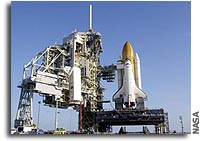 Expanded Airpsace Restrictions Planned for Upcoming Space Shuttle Launch