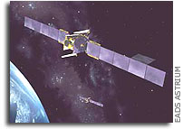 EADS Astrium Selects Arianespace to Launch Skynet 5