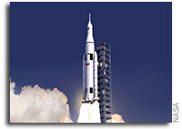 NASA Selects Space Launch System Advanced Booster Proposals