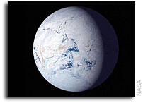 Scientists find signs of 'snowball Earth' amidst early animal evolution