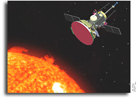 NASA Calls on APL to Send a Probe to the Sun