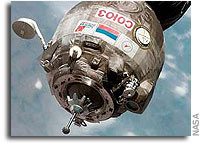 NASA Talking Points: The Urgency of NASA's Need for Legislation to Continue to Purchase Soyuz Crew Vehicles From Russia