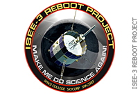 ISEE-3 Reboot Project logo