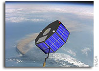 NASA's Micro-Satellites Complete Technology Validation Mission (ST5)