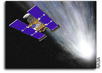Stardust Completes Third Deep Space Maneuver