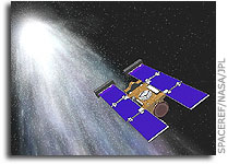 A Tale of Two Comets - NASA's Stardust Samples Amaze Researchers, as Mothership is Eyed for Recon at Deep Impact Site