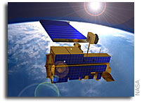 Satellites Track Human Exposure to Fine Particle Pollution