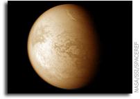 Cassini Spacecraft Finds Ocean May Exist Beneath Titan's Crust
