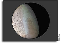 A 3D General Circulation Model for Pluto and Triton