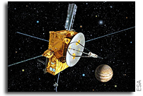 NASA-European Spacecraft Swoops Under Sun's Pole