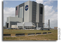 Refurbishment on Grand Scale for Iconic VAB
