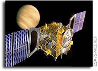 Venus within ESA probe reach
