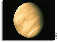 New isotope molecule may add to Venus' greenhouse effect