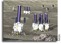 NASA Ames Leads Robotic Lunar Exploration Program