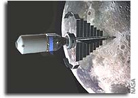 NASA Issues Four Robotic Lunar Exploration Program Requests for Information