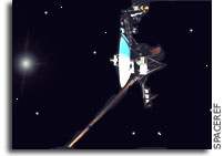 Engineers Diagnosing Voyager 2 Data System