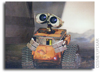 NASA and Disney Invite Kids to Explore Space With Wall-E