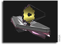 Northrop Grumman Demonstrates Sunshield Flight Processes on Full-Size Model of  James Webb Space Telescope