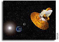 NASA'S WMAP Project Completes Satellite Operations Mission Observed Universe's Oldest Light
