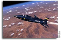 NASA Honors High Flying X-15 Space Pioneers With Astronaut Wings