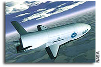 Unmanned Vehicle Provides Reusable Test Capabilities in Space