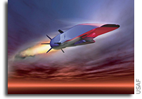 Boeing X-51A WaveRider Has Successful 4th Flight