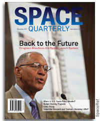 December 2011 Issue of Space Quarterly Magazine Available